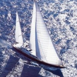 crewed sailing yacht charter