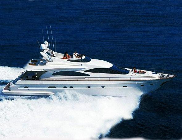 motor yacht charter holiday