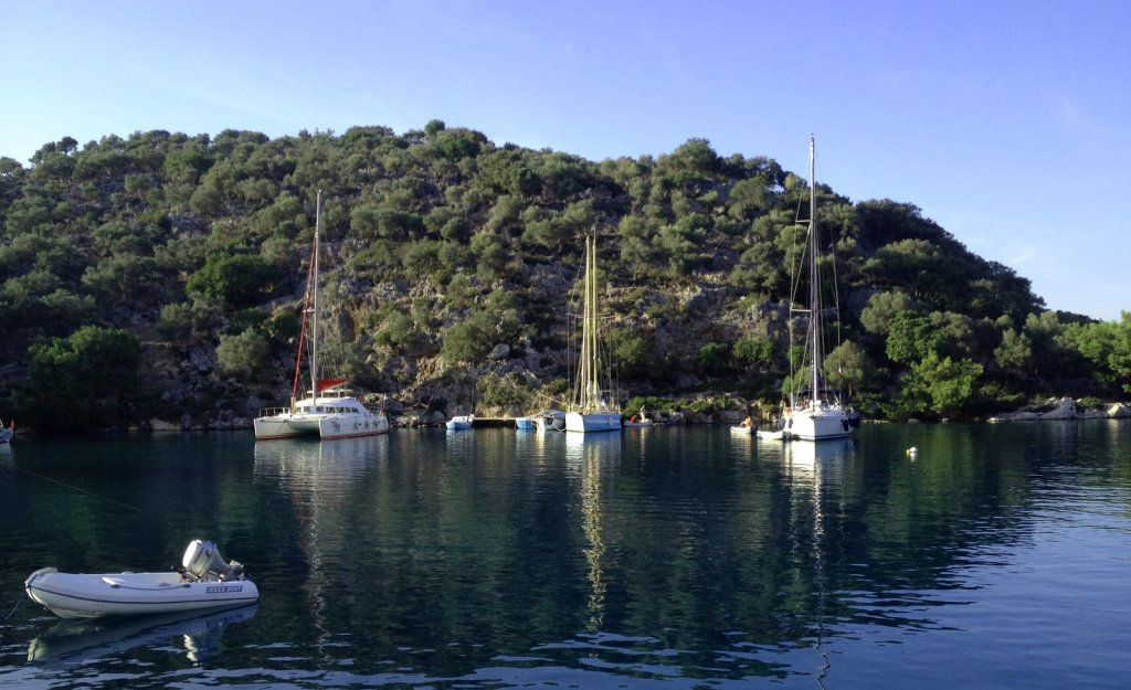 yacht charter fethiye kekova master