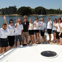 Yacht crew jobe Turkey