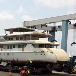 Yacht Building in Turkey