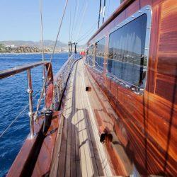 yachts charter in Turkey