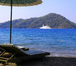 Yacht charter port gocek