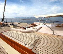 yachts rental turkey